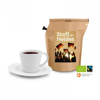 Geschenkartikel / Präsentartikel: Bio Deutschland FAN-Kaffee