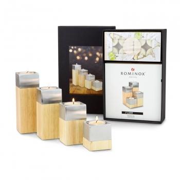 Geschenkset / Präsenteset: Kerzen-Quartett