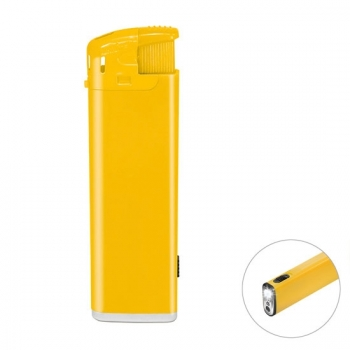 Elektronik-Feuerzeug mit LED