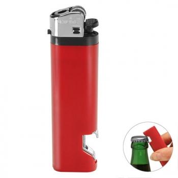 Einweg-Feuerzeug mit Flaschenöffner