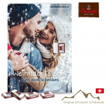 Wand-Adventskalender Business Exklusiv sarotti