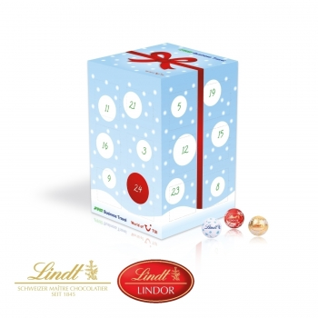 Adventskalender Cube XL lindt