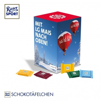 Adventskalender Cube XL ritter