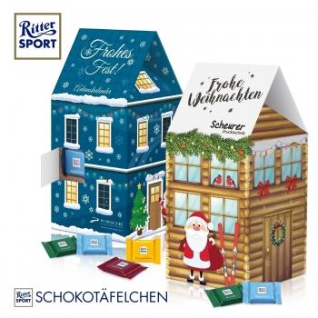 Adventskalender-Haus Ritter SPORT ritter