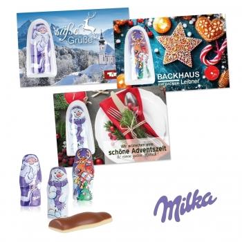 Milka Kleine Weihnachtsfreunde milka