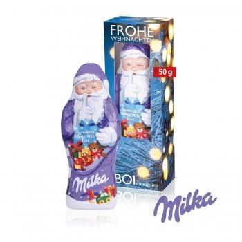 Milka Weihnachtsmann, 50 g milka