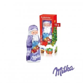 Milka Weihnachtsmann, 15 g milka