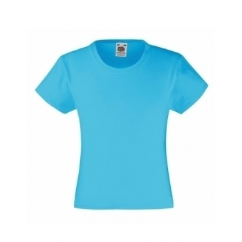 Girls Valueweight T