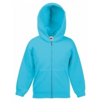 Classic Hooded Sweat Jacket Kids
