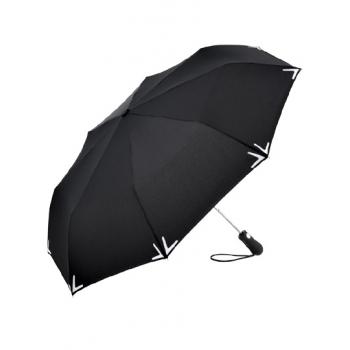 Safebrella® LED Automatik Mini Taschenschirm
