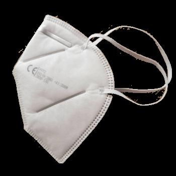 FFP2 Maske faltbar, Schutzmaske mit Gummizügen