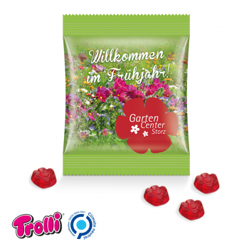 Trolli - Fruchtgummi Minitüte Sonderform 10g