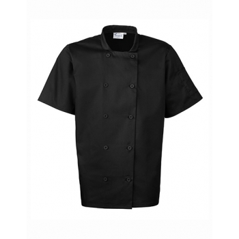 Essential Short Sleeve Chef´s Jacket