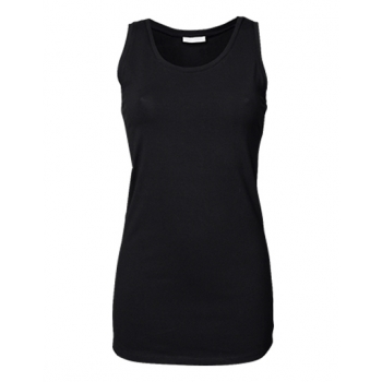Ladies` Fashion Stretch Top Extra Lenght