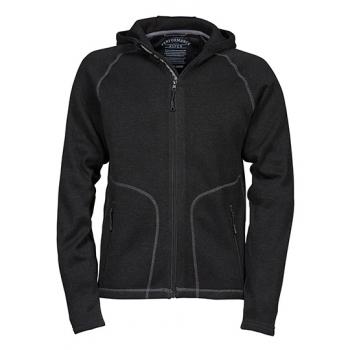Outdoor Hooded Fleece Jacket
