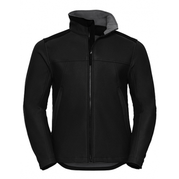 Heavy Duty Workwear Softshell Jacket