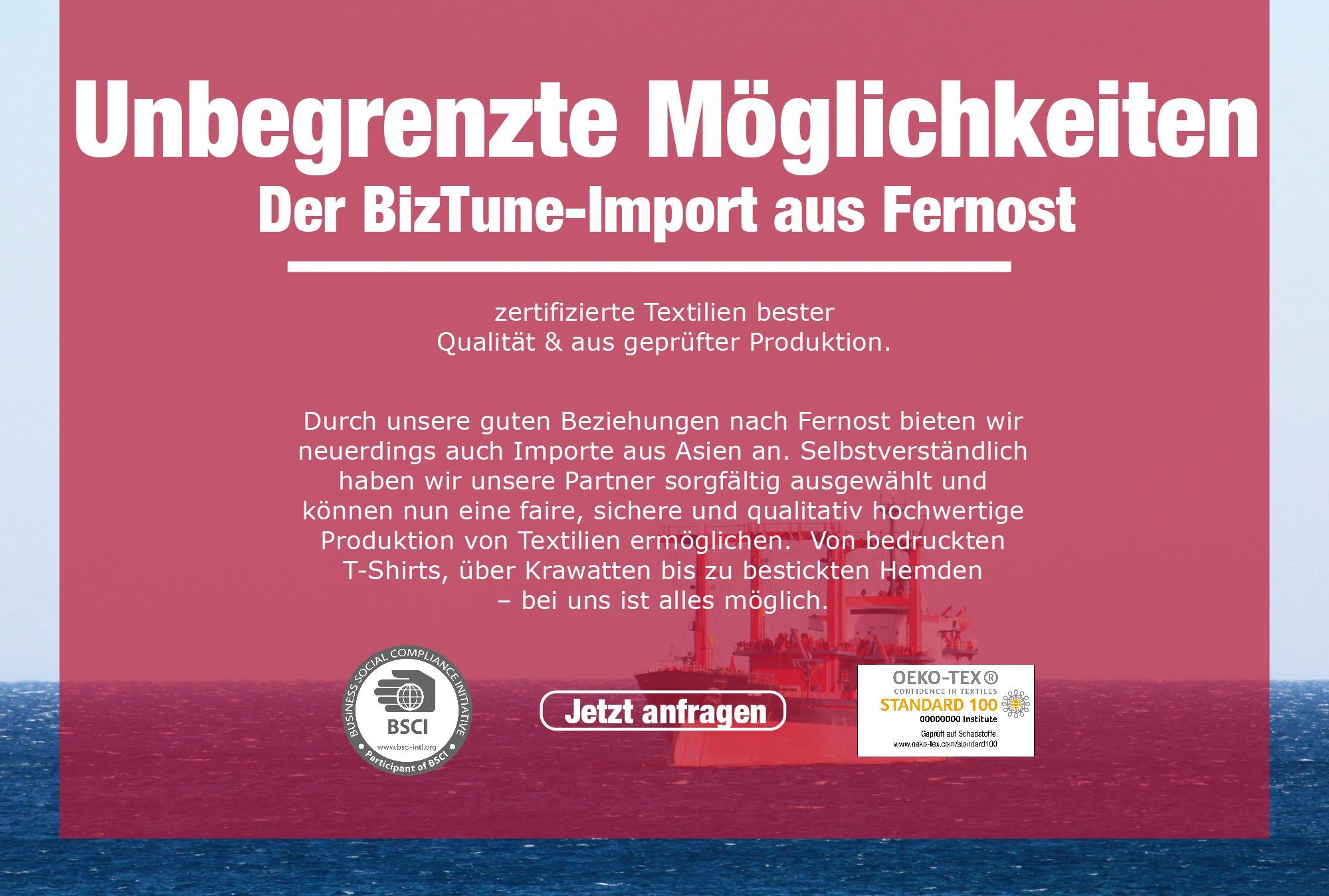 BizTune Importe