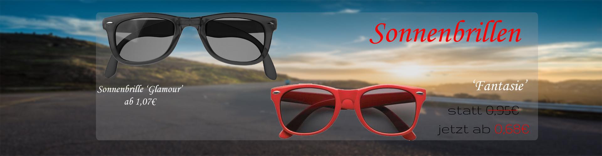 Sonnenbrillen bei BizTune